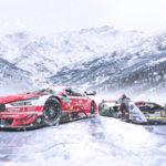 Audi Ice Race