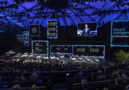 Mercedes-Benz Cars 2019 IAA. Frankfurt 2019