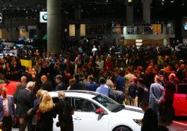 IAA 2019 Frankfurt Otomobil Fuarı